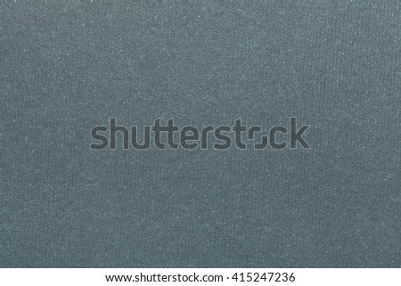 Grey blue cardboard texture. Grey blue background. - stock photo