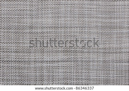 grey braided napkin, decorated background