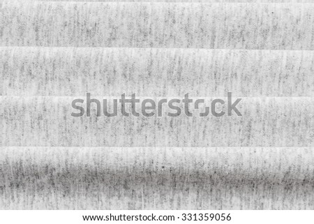grey cloth fabric material background texture - stock photo