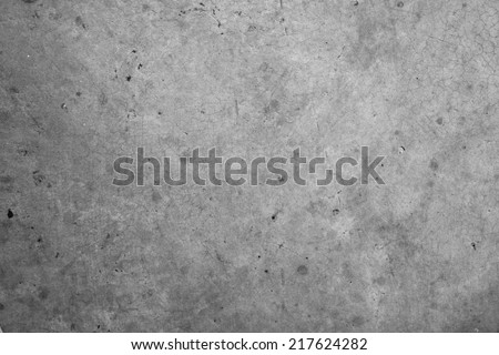 Grey concrete texture background - stock photo