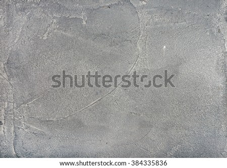 Grey concrete texture in grunge style. Natural surface, background and wallpaper - stock photo