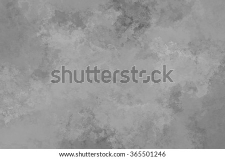 Grey creative abstract grunge background - stock photo
