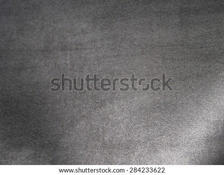 Grey fabric. good background - stock photo