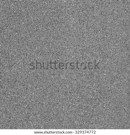 Grey felt fabric - stock photo