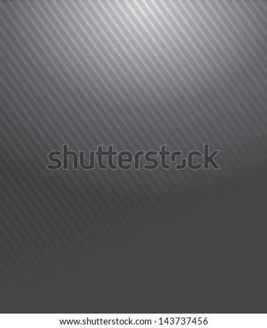 grey gradient lines pattern illustration design background - stock photo