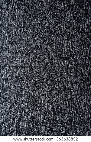 Grey leather texture background