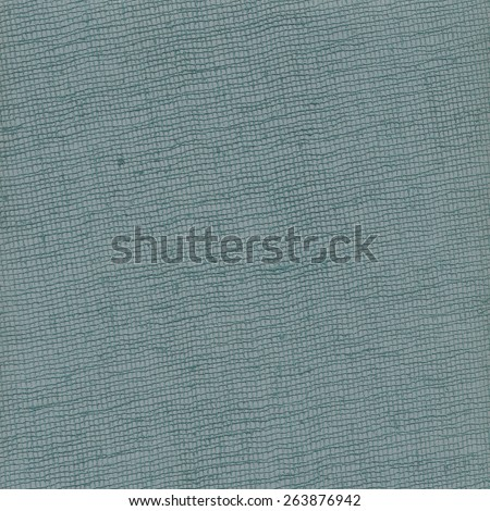 Grey paper background with textile pattern - stock photo