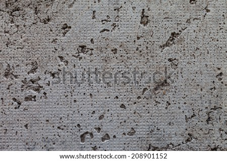 Grey wall background. Natural cement texture background
