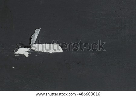 Grey wall with grunge texture