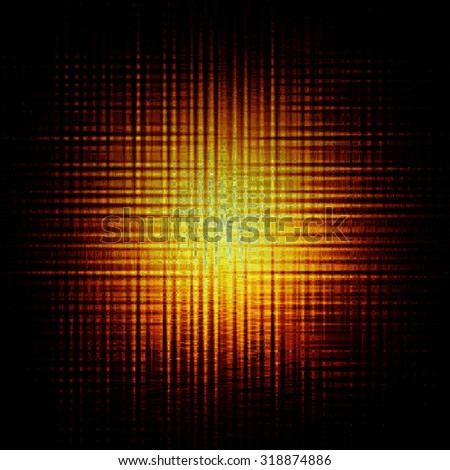 Grid texture abstract orange background - stock photo