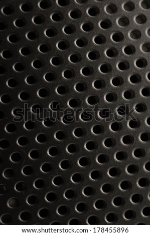 Grid used in the construction industry - stock photo