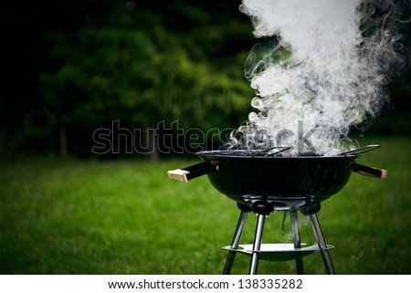 Grill - stock photo