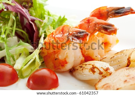 Shrimp Alla Diavola Recipes — Dishmaps