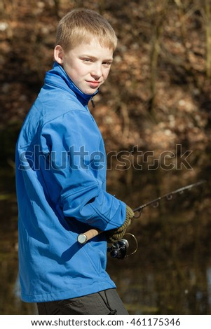 singles in bluejacket Single boy in blue jacket at pond fishing alone - download this royalty free stock photo in seconds no membership needed.