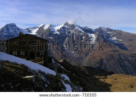 Grossglockner - stock photo