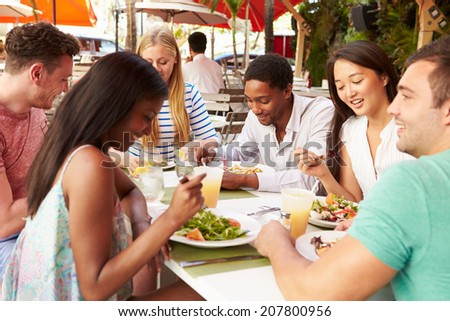 Stock images royalty free images vectors shutterstock for Group lunch