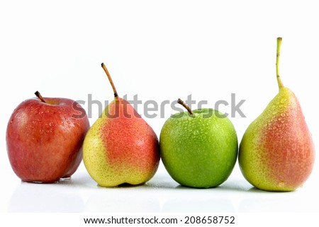group of fruite
