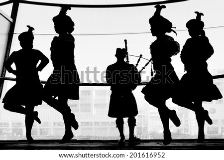 Scottish Dancing Stock Images, Royalty-Free Images ...