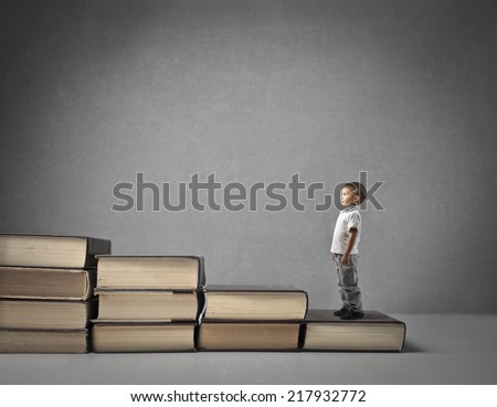 Grow your mind - stock photo