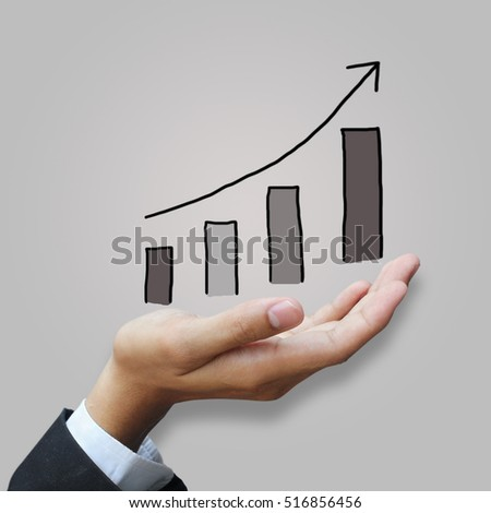 Growing graph in hand