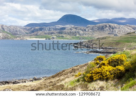 Gruinard Bay, Highlands, Scotland