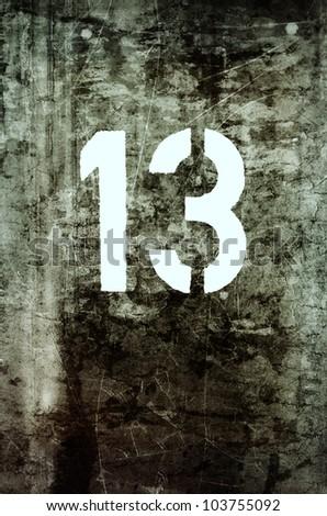 Grunge 13 - stock photo