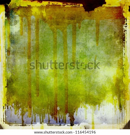 Grunge abstract texture or background - stock photo
