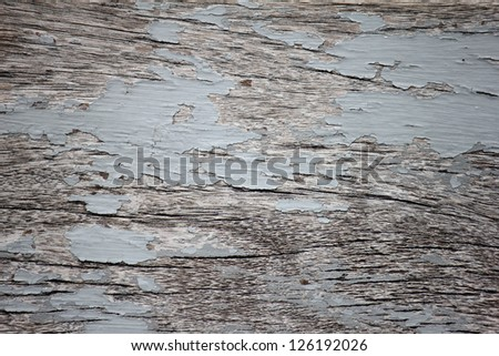 Grunge and old wooden texture - stock photo