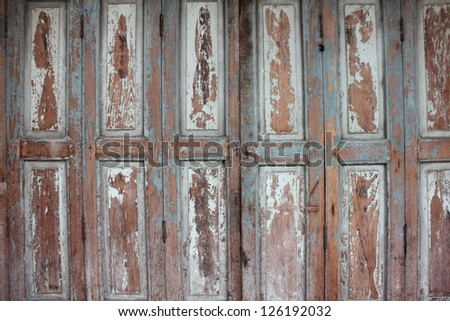 Grunge and old wooden texture