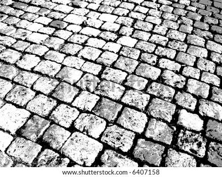 Grunge Background -grey tones - stock photo