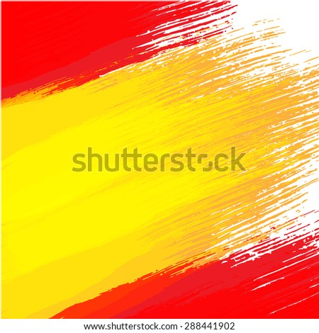 Spanish background stock images royalty free images vectors grunge background in colors of spanish flag voltagebd Gallery