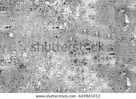 Grunge background of black and white cracked. Abstract black and white texture