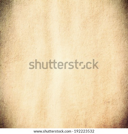 Grunge background. Old paper texture