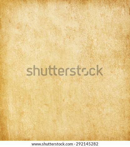 Grunge background. Old paper texture. - stock photo