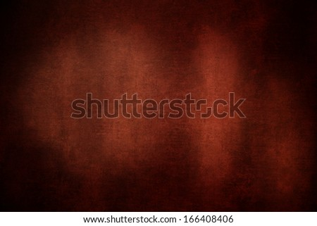 grunge background wall in brown  - stock photo