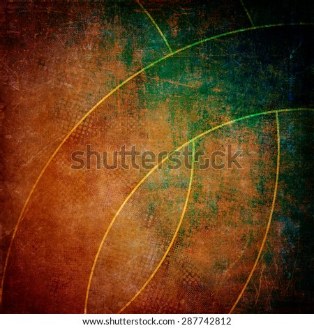 Grunge background with abstract pattern