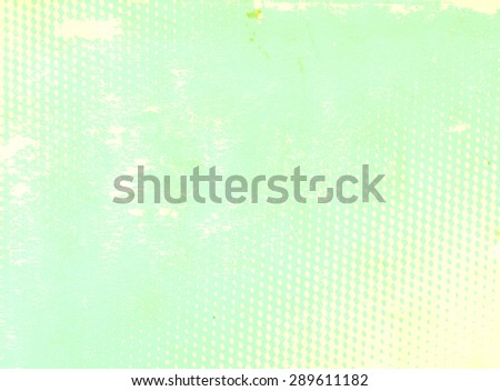 Grunge background with paper texture of blue color - stock photo