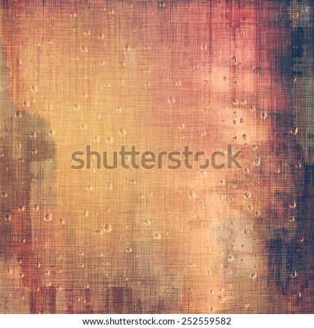 Grunge background with space for text or image. With different color patterns: yellow (beige); brown; purple (violet); pink - stock photo