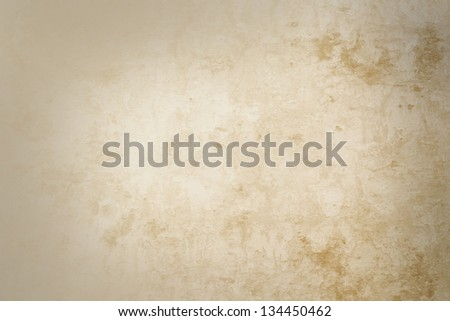 Grunge background with text space - stock photo