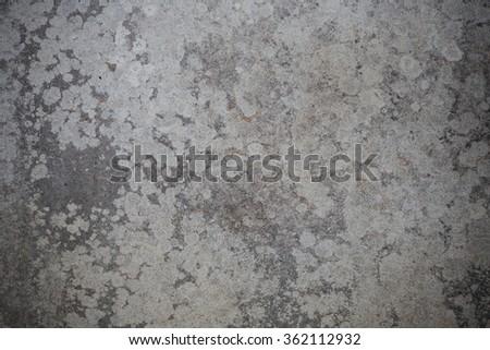 Grunge black and white texture - stock photo