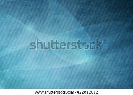 grunge blue abstract background with curve line  - stock photo