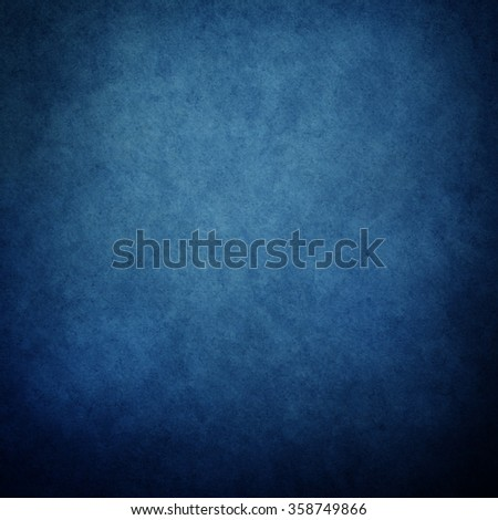 Grunge blue paper background or texture, Old Paper use as background and space for text, Vintage background. - stock photo