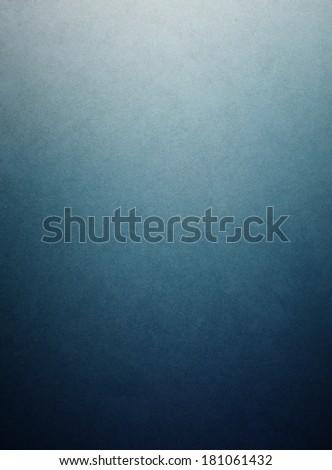Grunge blue texture, background - stock photo