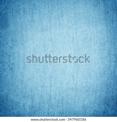 Grunge blue texture or background with Dirty or aging. - stock photo