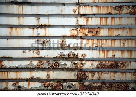 grunge bricks wall - stock photo