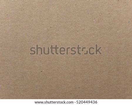 Grunge brown corrugated cardboard texture useful as a background