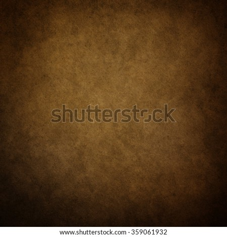 Grunge brown paper background or texture, Old Paper use as background and space for text, Vintage background. - stock photo