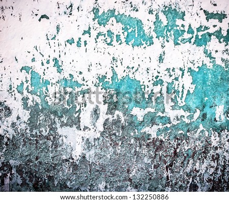 Grunge colored background of old stone wall texture. - stock photo