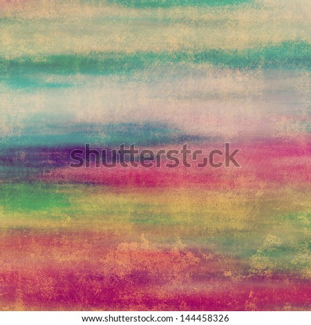 Grunge colorful background - stock photo