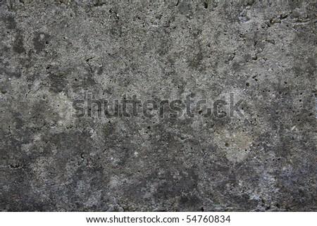 Grunge concrete background - stock photo